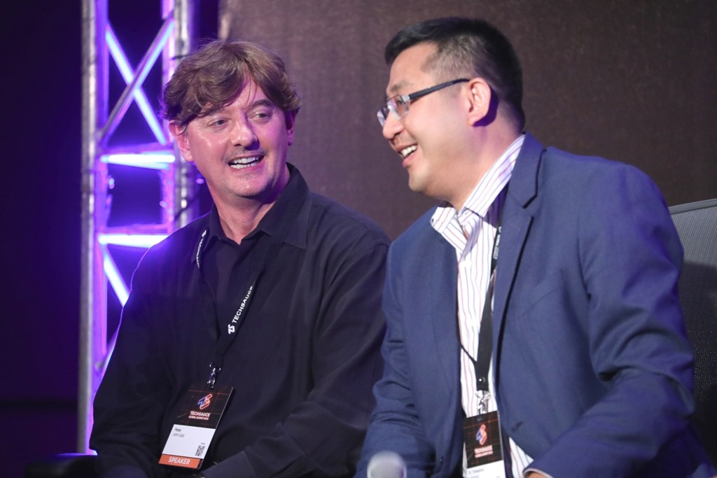 2. Nissan joins panel at Techsauce Global Summit 2018