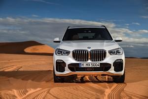 BMW X5 ตัวถังยาวกว่า กว้างกว่า และแข็งแรงกว่ารถรุ่นเดิม