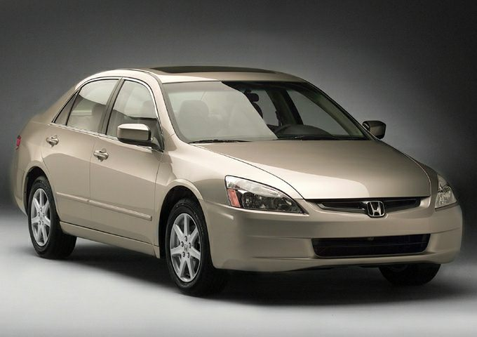 2003 Honda Accord.