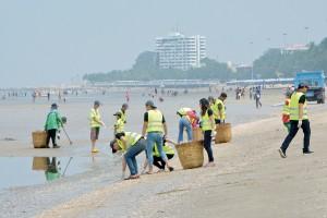 โวลโว จัดกิจกรรม BEAT PLASTIC POLLUTION