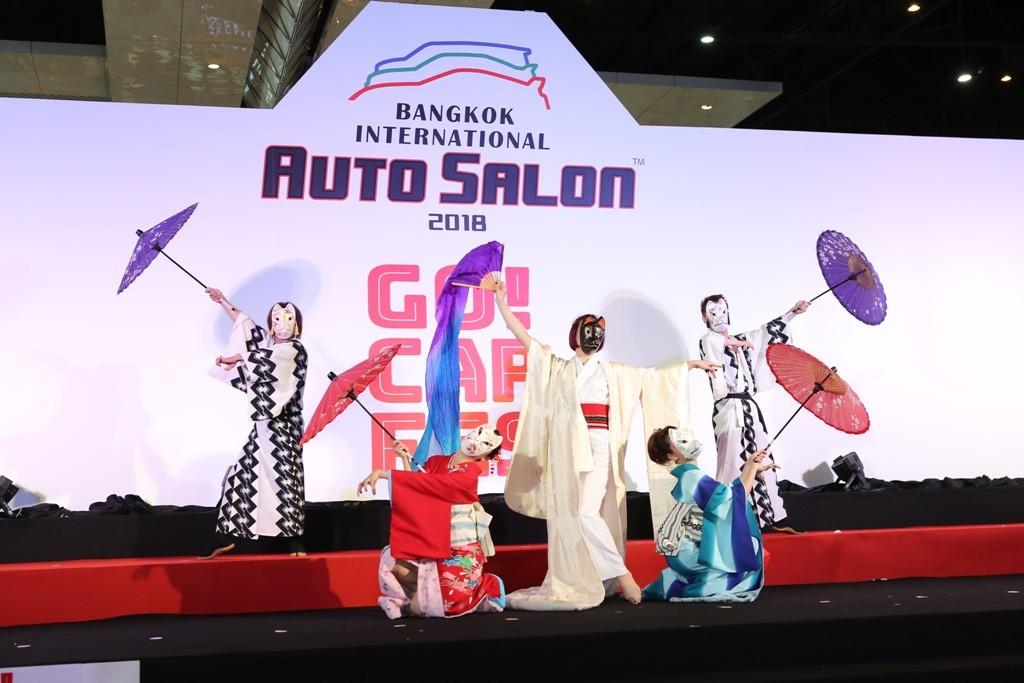 7 การแสดงเปิดงานจาก เอโดะ วันเดอร์แลนด์ ประเทศญี่ปุ่น