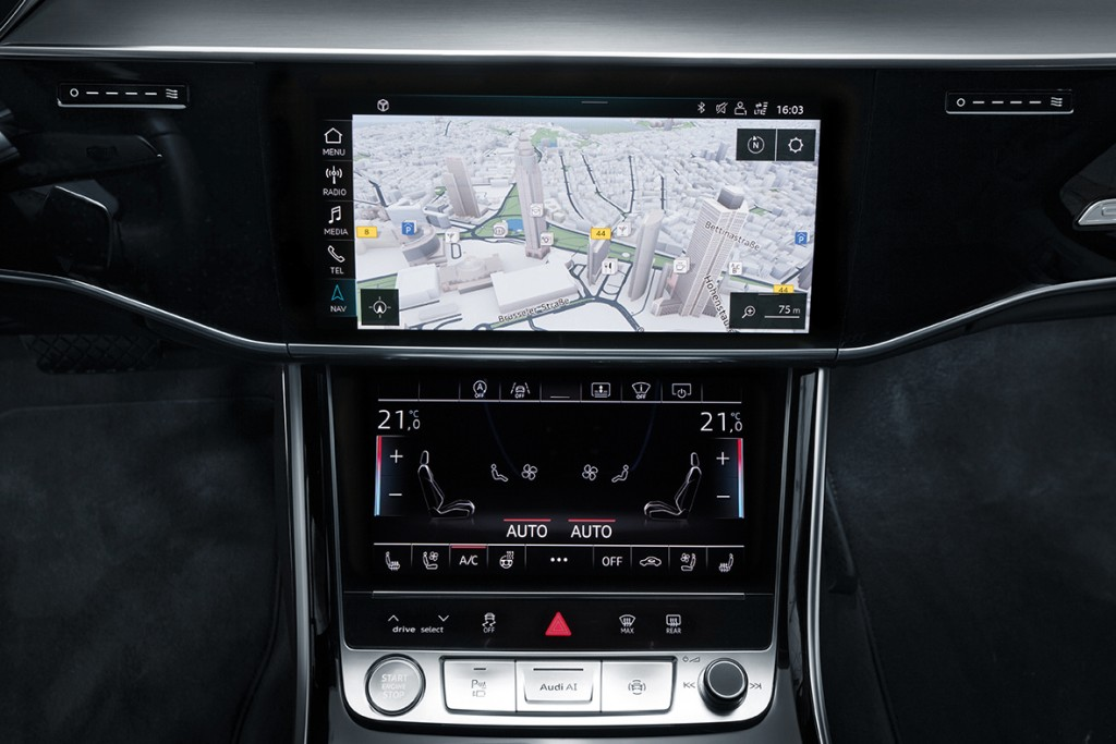 Navigation technology at the highest level: Audi and HERE develo