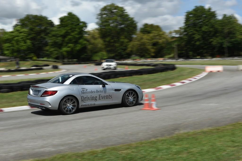 Mercedes-Benz ชวนซิ่งอย่างปลอดภัย กับหลักสูตร Driving Events ครั้งที่ 15