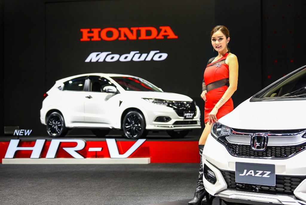Honda at Bangkok International Auto Salon 2018_2