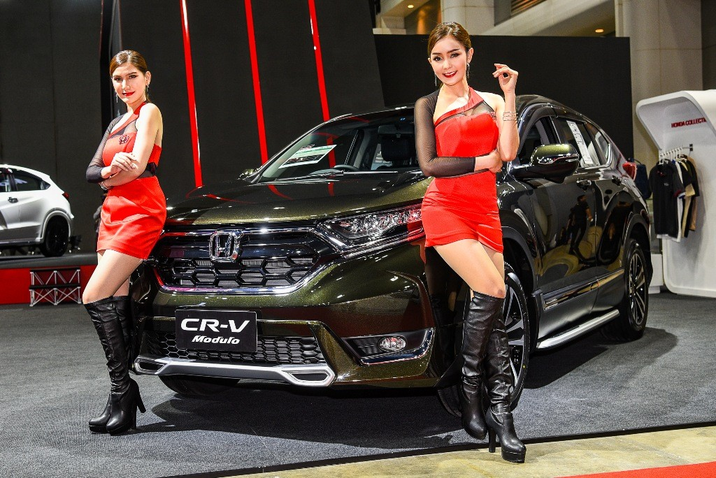 Honda at Bangkok International Auto Salon 2018_4