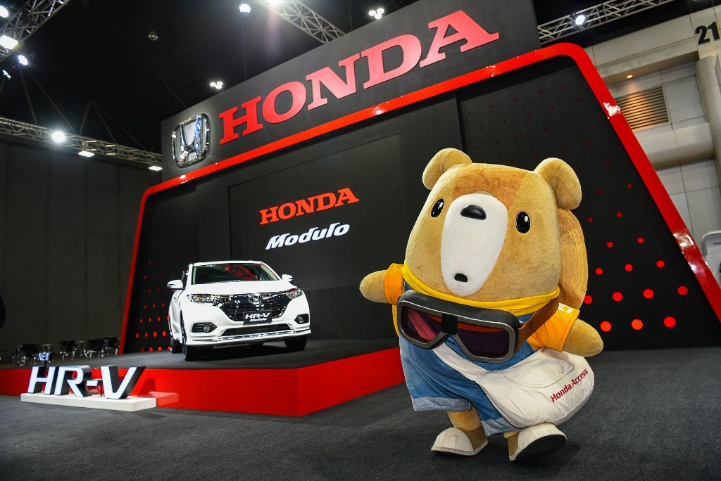 Honda at Bangkok International Auto Salon 2018_6