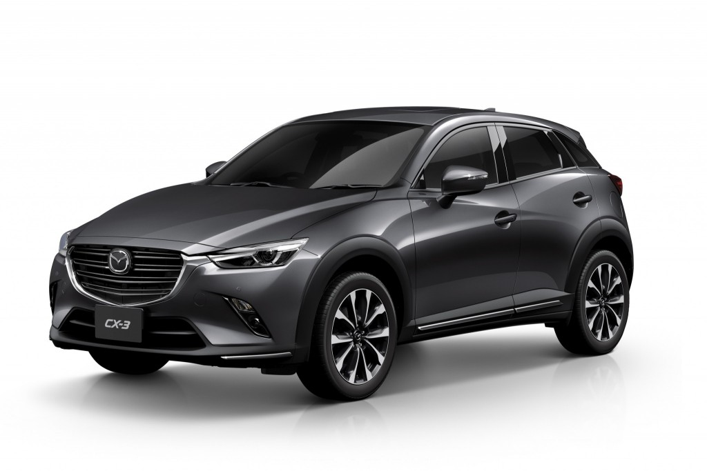 Mazda CX-3 1.5 XDL_Front