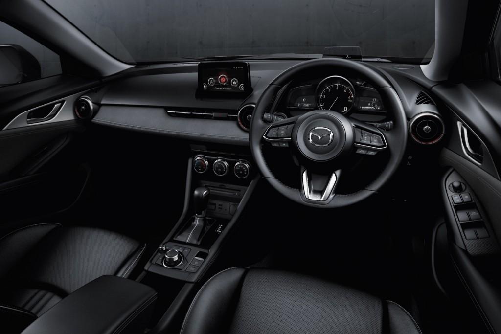 Mazda CX-3 1.5 XDL_Interior