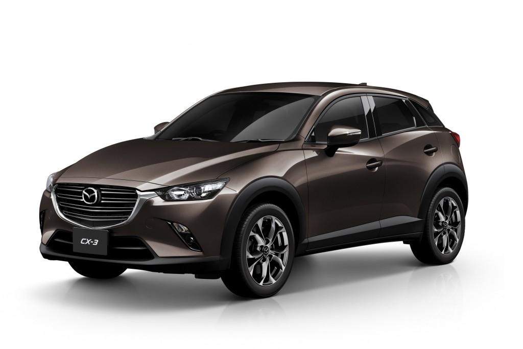 Mazda CX-3 2.0 C_Front