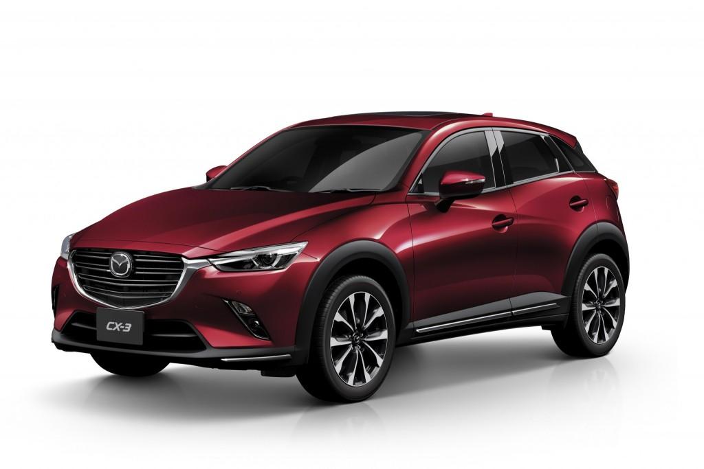 Mazda CX-3 2.0 SP_Front