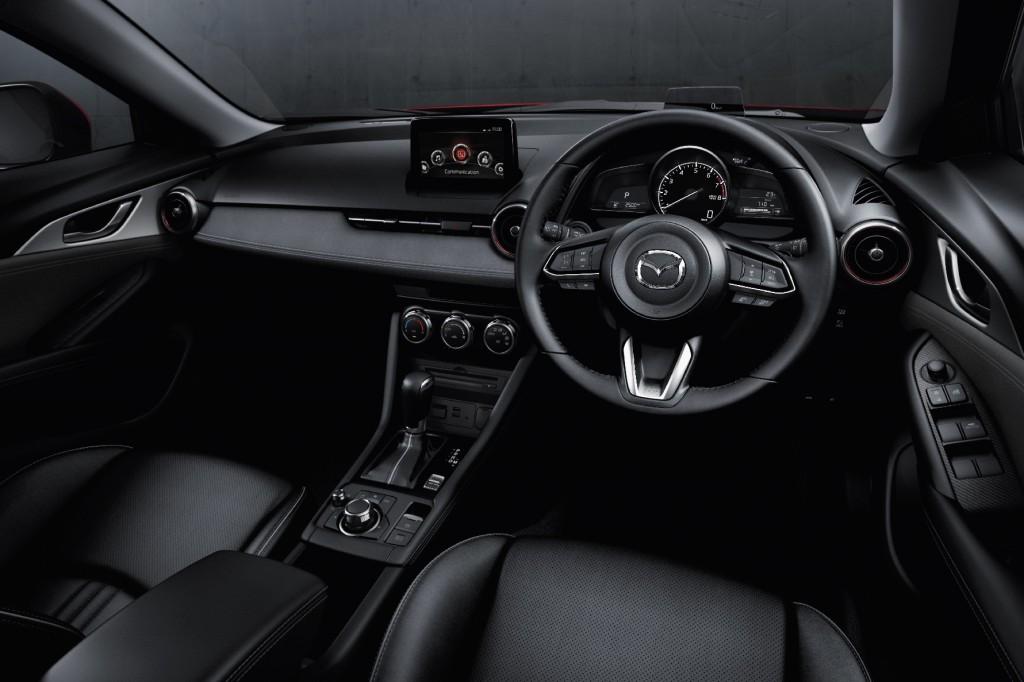 Mazda CX-3 2.0 SP_Interior