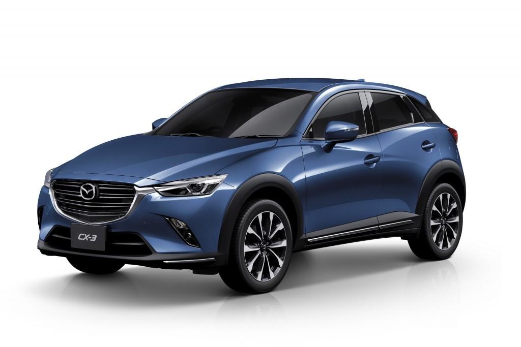 Mazda CX-3 2.0 S_Front