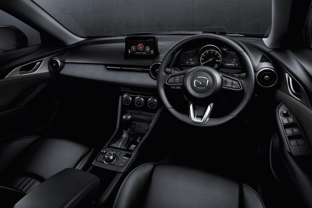 Mazda CX-3 2.0 S_Interior