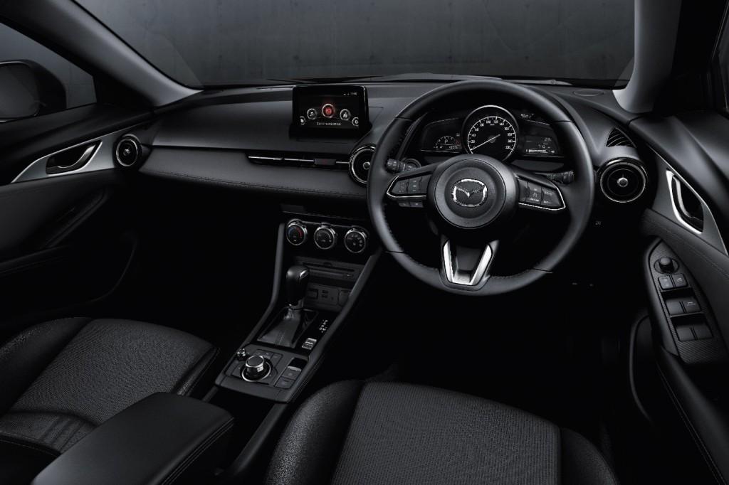 Mazda CX-3 2.0C_Interior