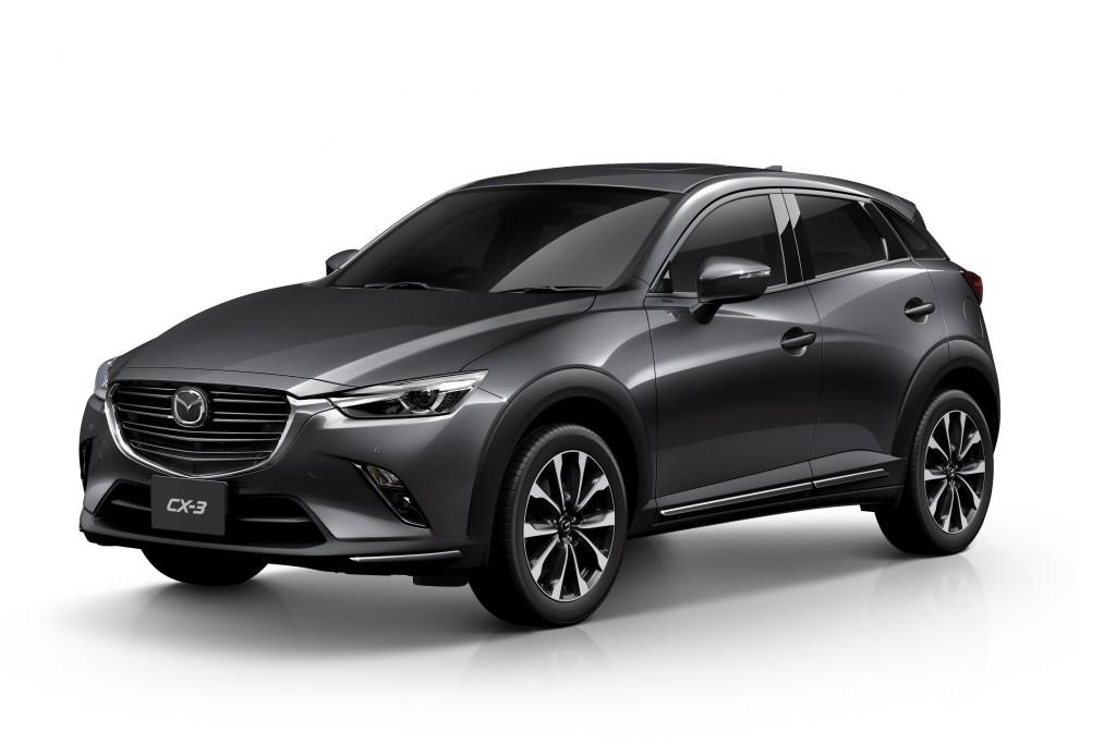 Mazda CX-3 Machine Gray