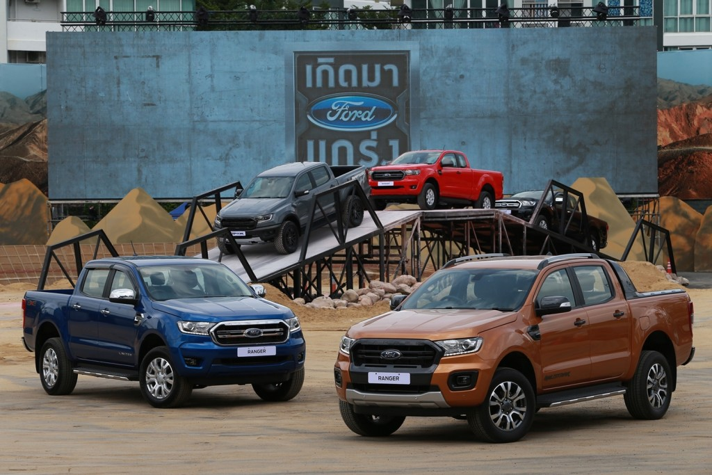 New Ford Ranger Launch 03