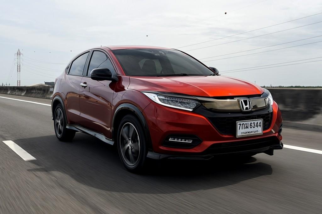 ทดลองขับ Honda HR-V ความสะดวกสบาย กับไลฟ์สไตล์ที่หลากหลาย
