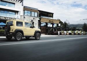 Suzuki Jimny/Jimny Sierra เผ็ดร้อน...ได้ใจ