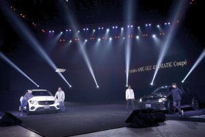เมร์เซเดส-เบนซ์ เปิดตัวรถยนต์รุ่นประกอบในประเทศ