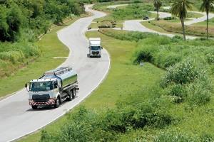SMART TRUCKS SMART LOGISTICS กิจกรรมเปิดตัวและลองขับรถบรรทุกใหม่ 2 รุ่น