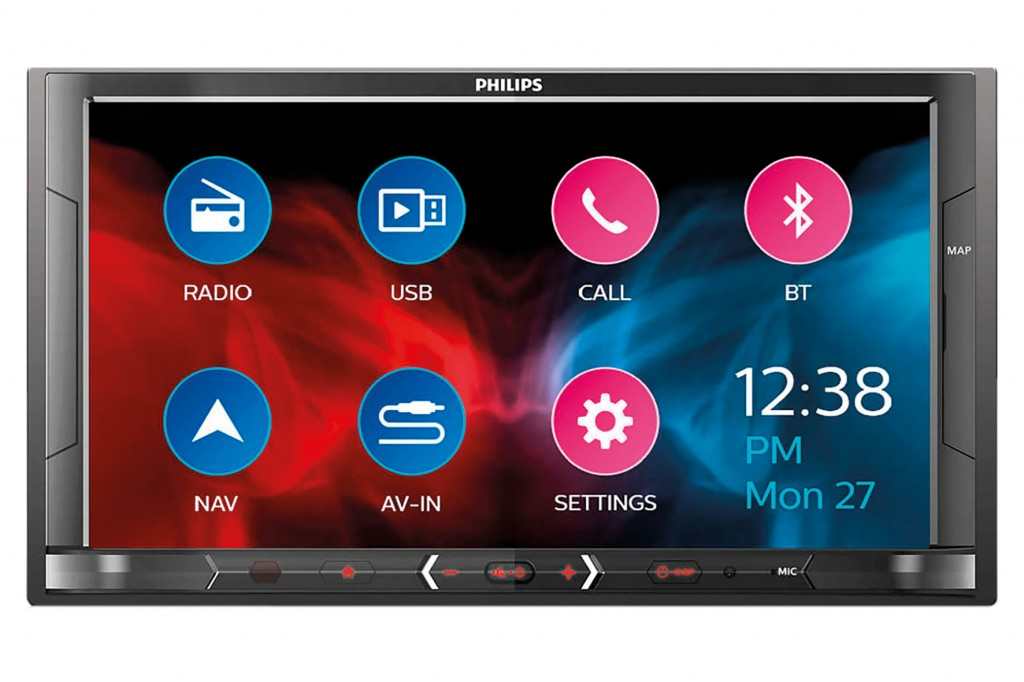 FRONTEND PHILIPS รุ่น CE600BT