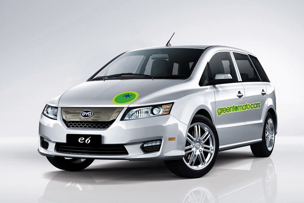 BYD e6 greentomatocars copy