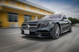 Mercedes-Benz S 560 Coupe/Cabriolet