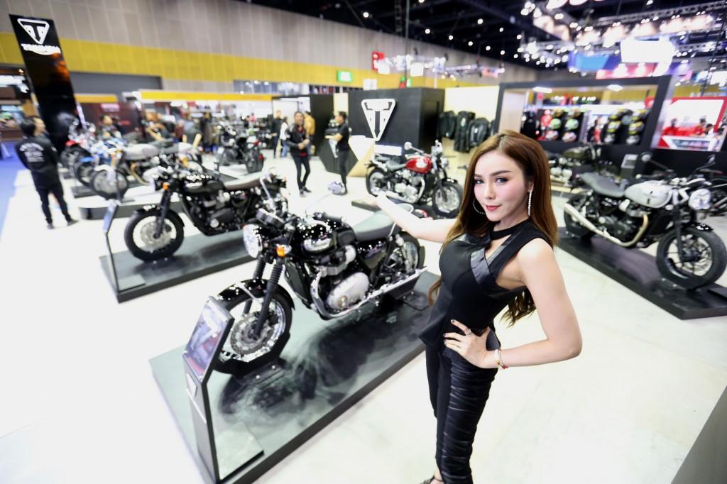 Pic_บูธไทรอัมพ์ งาน Big Motor Sale 2018_2