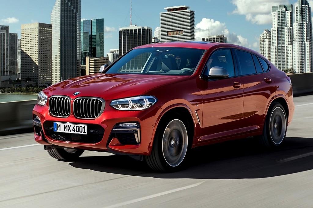 The All-New BMW X4 xDrive20d M Sport (2)