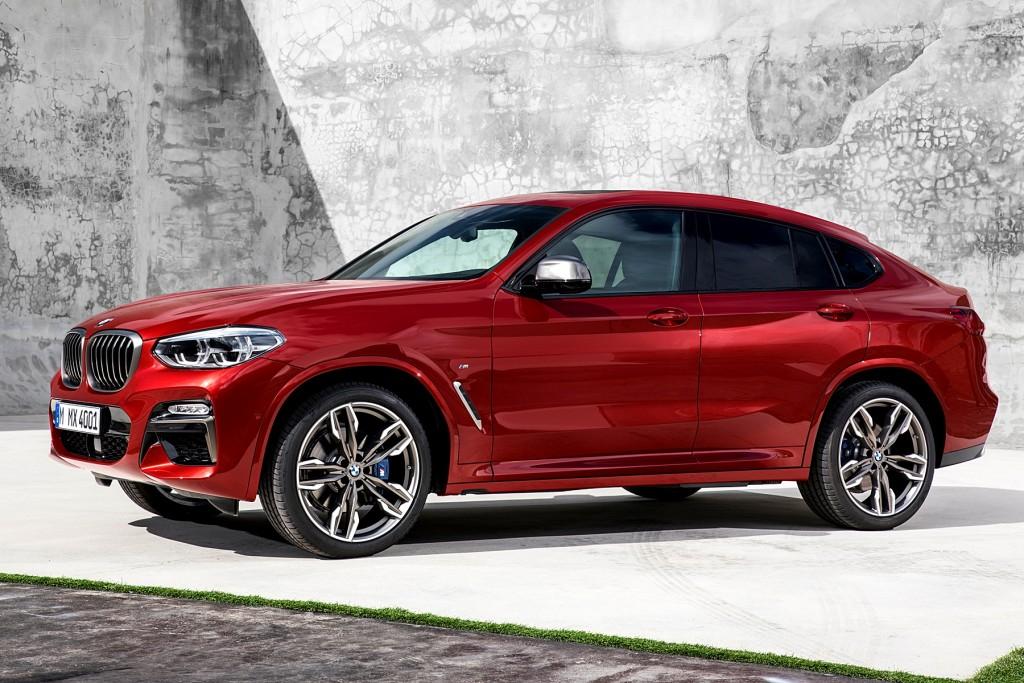 The All-New BMW X4 xDrive20d M Sport (4)
