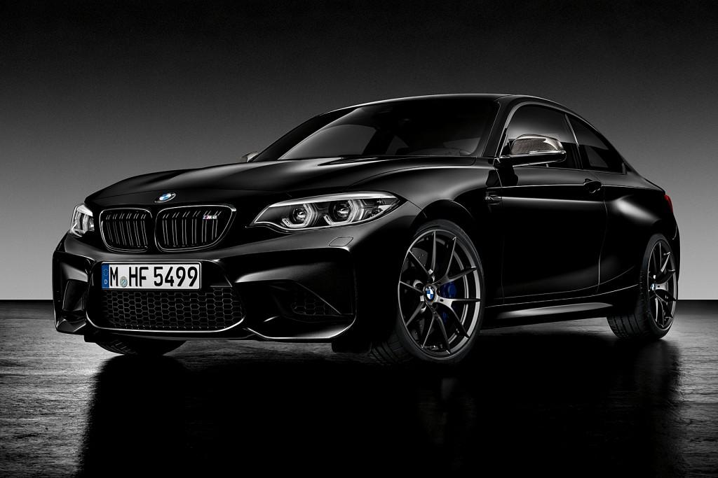 The new BMW M2 Edition Black Shadow (3)