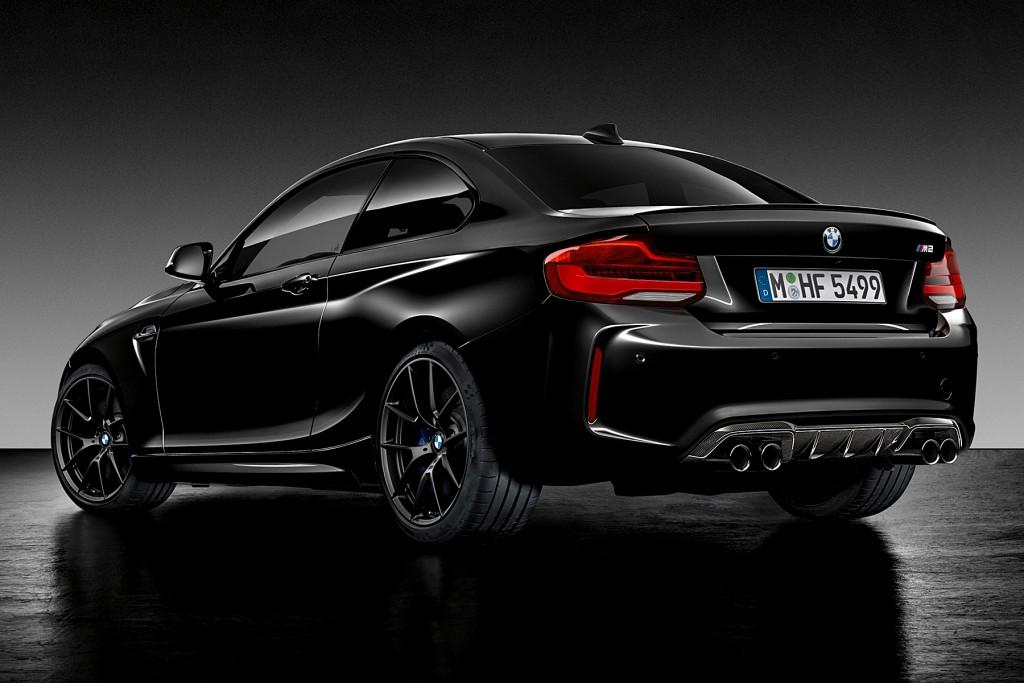 The new BMW M2 Edition Black Shadow (4)