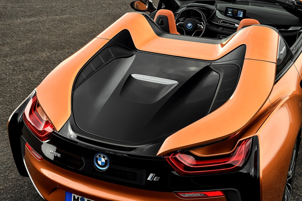 The new BMW i8 Roadster (4)
