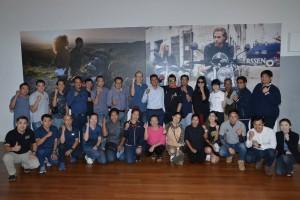 สรยท. ร่วมกับ บีเอ็มดับเบิลยู กรุ๊ป ประเทศไทย จัดกิจกรรม BMW Motorrad Product Training