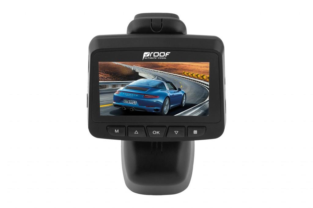 กล้องติดรถยนต์ PROOF รุ่น PF600 WITH WI-FI