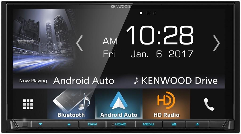 Kenwood DDX9704S ภาพชัด เสียงดี คุณภาพ 5 ดาว