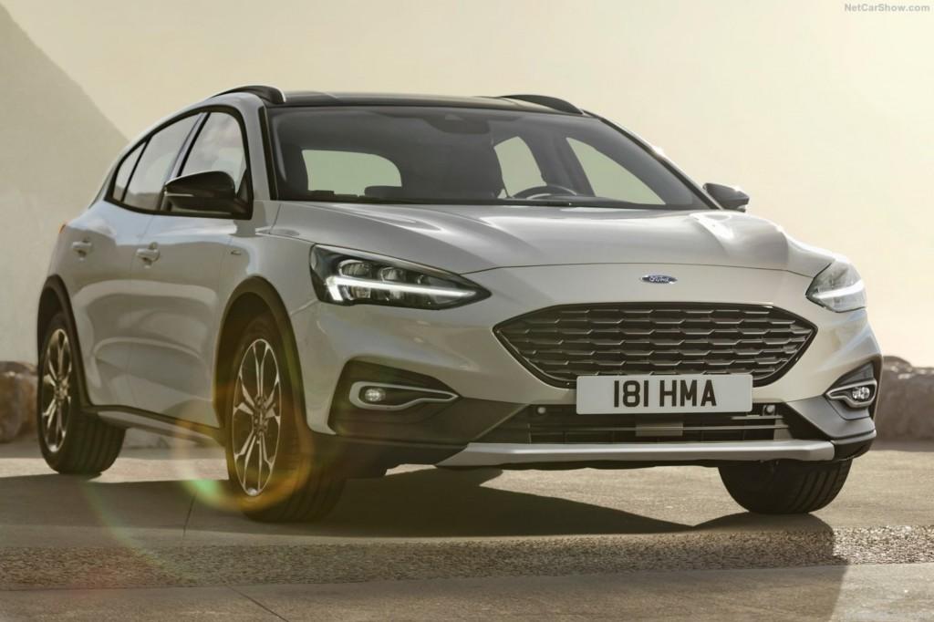 Ford ยกเลิกขาย Focus Active ในสหรัฐอเมริกา
