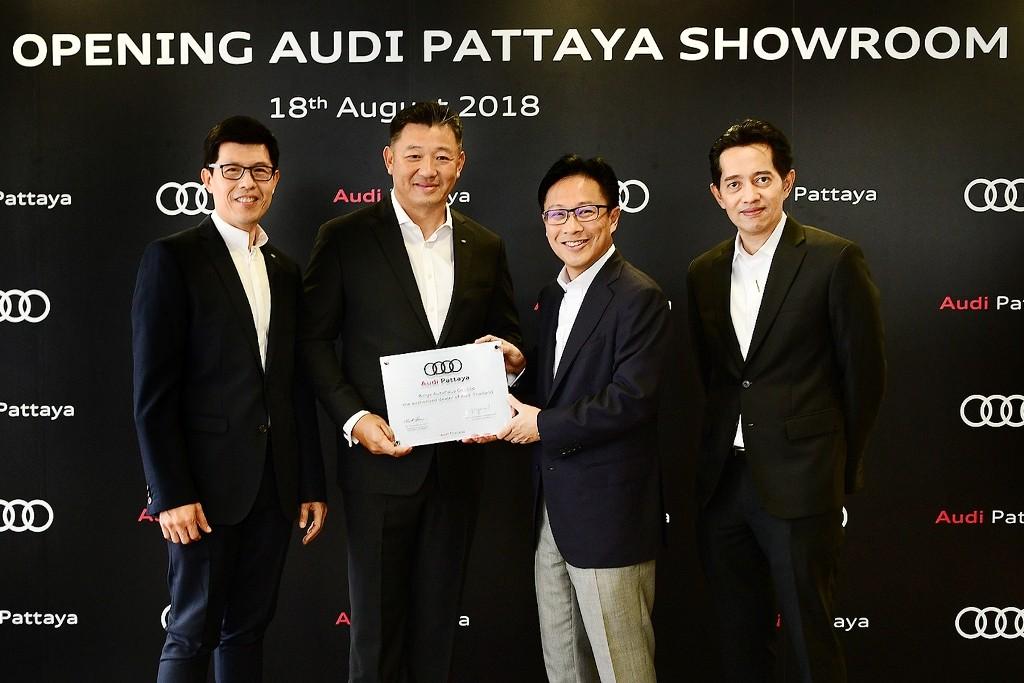 AUDI PATTAYA_ผู้บริหารอาวดี้ประเทศไทย