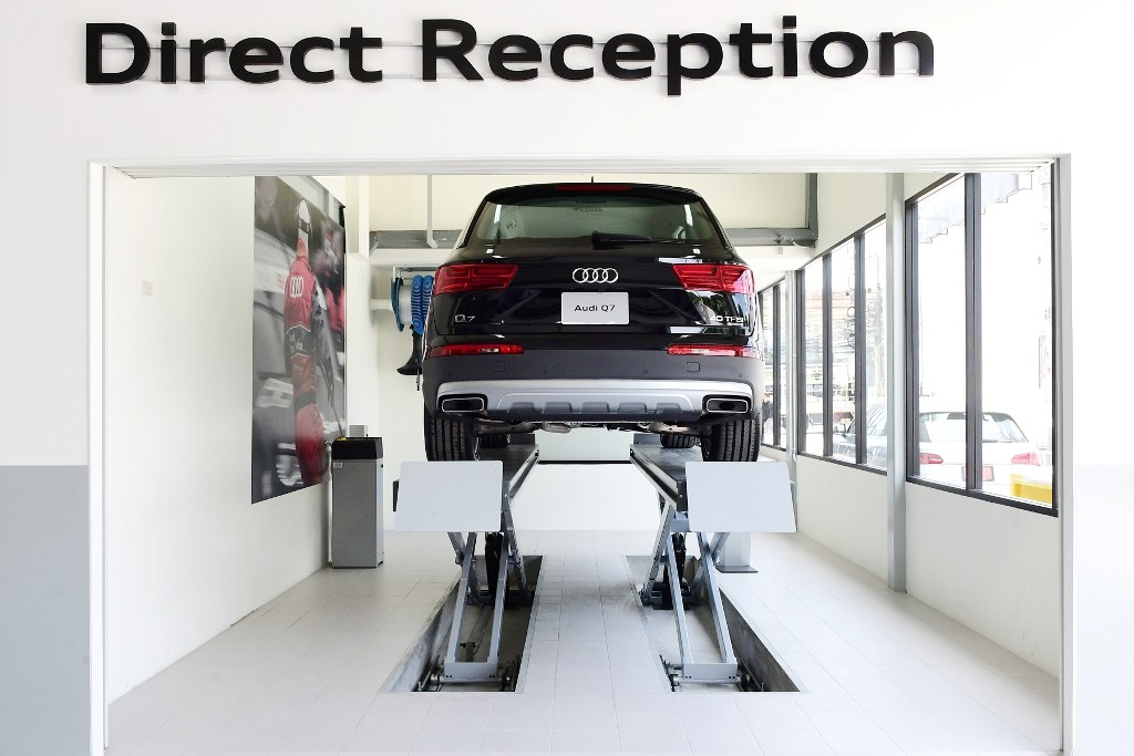 AUDI PATTAYA_Showroom_003