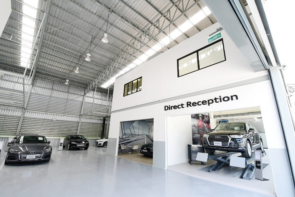 AUDI PATTAYA_Showroom_004