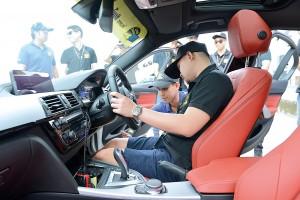 SKILL DRIVING EXPERIENCE ปีที่ 9 อบรมการขับในสถานการณ์ฉุกเฉิน
