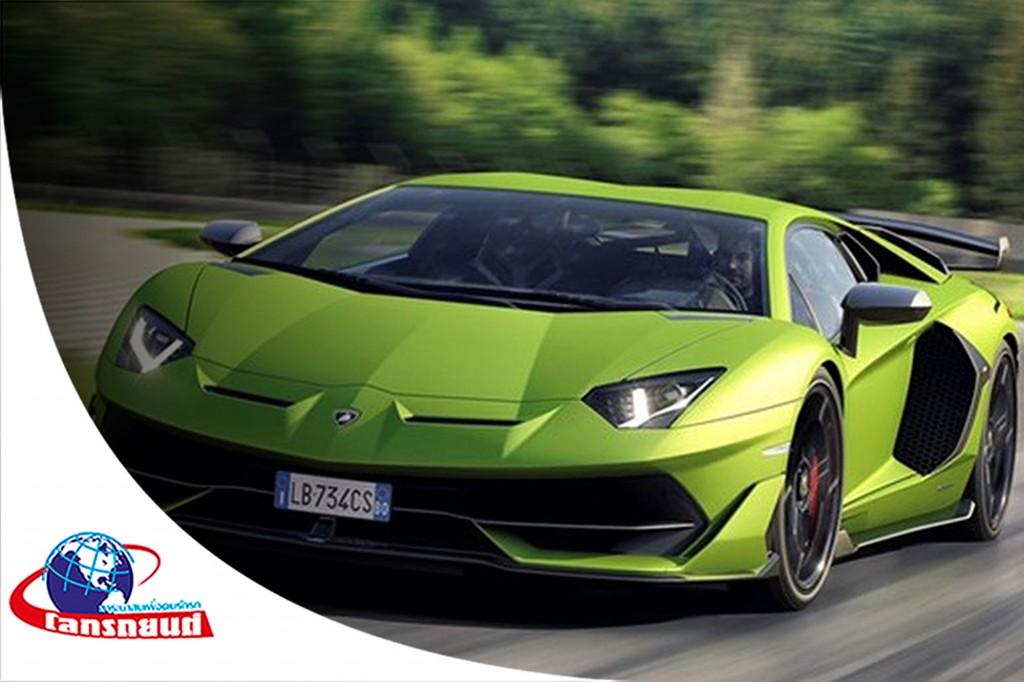 Lamborghini Bangkok By Renazzo Motor