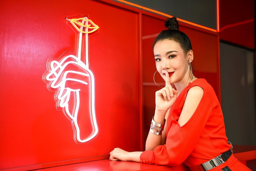 Honda Lady at Elle Fashion Week 2018 (3)