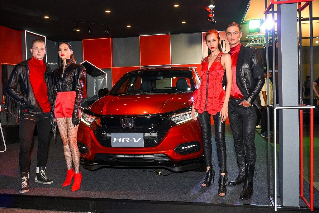 Honda at Elle Fashion Week 2018 (1)