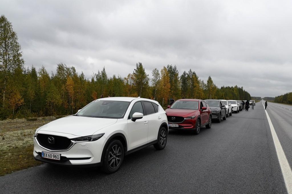 เปิดประสบการณ์สุดขอบฟ้ากับ Mazda CX-5