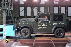 Suzuki Jimny เอสยูวีขนาดเล็ก ถูกทาง Euro NCAP จับมาทดสอบการชนรอบด้าน ผลจะเป็นยังไงมาดูกันเลย