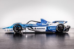 Magna จับมือทีม BMW i Andretti Motorsport Formula E พลิกโฉมวงการแข่งรถ !