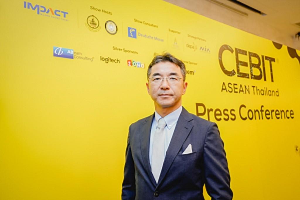 อิชิโร ฮาระ_กรรมการผู้จัดการ บริษัท เอบีม คอนซัลติ้ง (ประเทศไทย) จำกัด