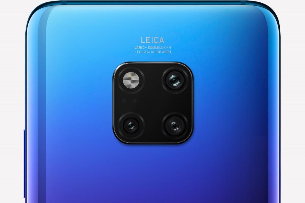 Huawei เปิดตัวตระกูล Mate 20 ยกเซท