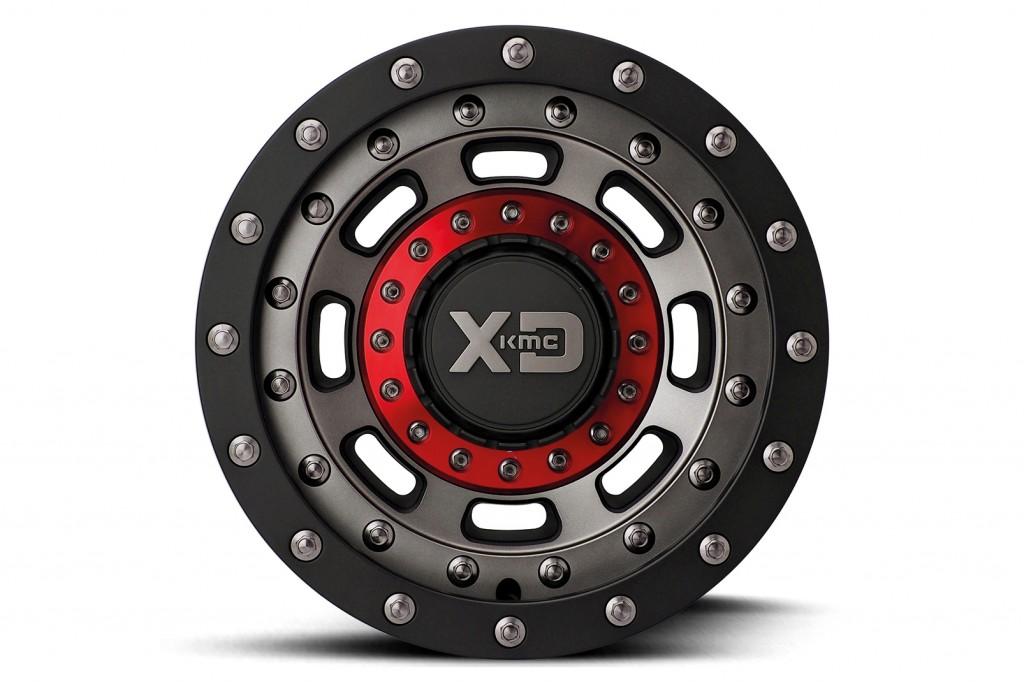 ล้อแมก KMC XD SERIES รุ่น XD137